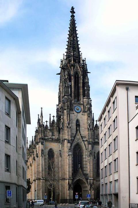 Die Kirche St. Elisabethen  | Foto: Juri Weiss