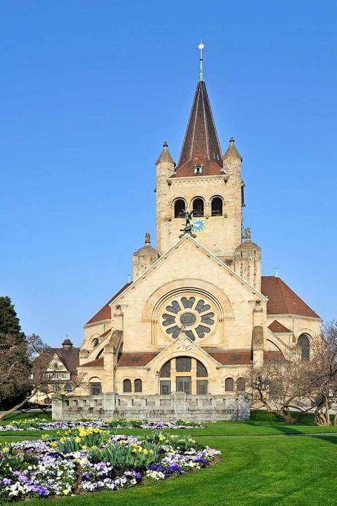 Die Pauluskirche  | Foto: Juri Weiss