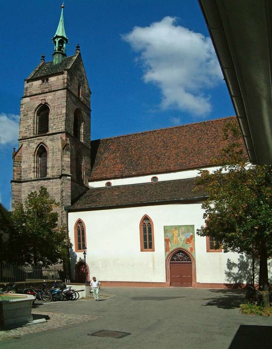 Die Martinskirche  | Foto: Juri Weiss