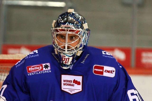 Die Schwenninger Wild Wings gehen nach zwei Niederlagen ohne Stammtorhüter Joacim Eriksson auf Deutschlandfahrt