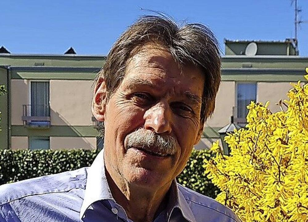Claus Becker ist medizinischer Leiter der Klinik für Biokinematik.  | Foto: Claudia Kleinhans