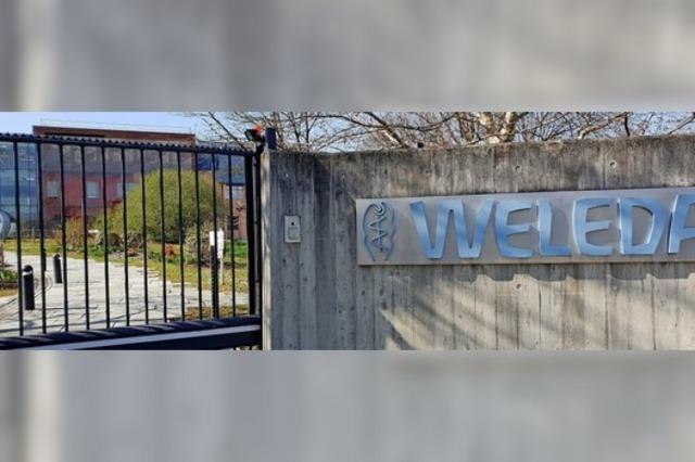 Weleda setzt mit dem Firmensitz auch Farbpunkte in der Stadt