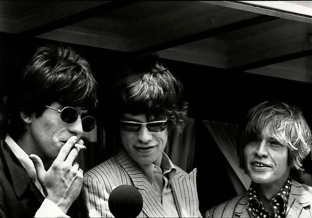 Die Rolling Stones (1966)  | Foto: Linda McCartney