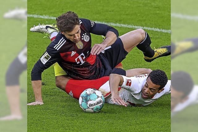 Finale, das können sie, die Bayern