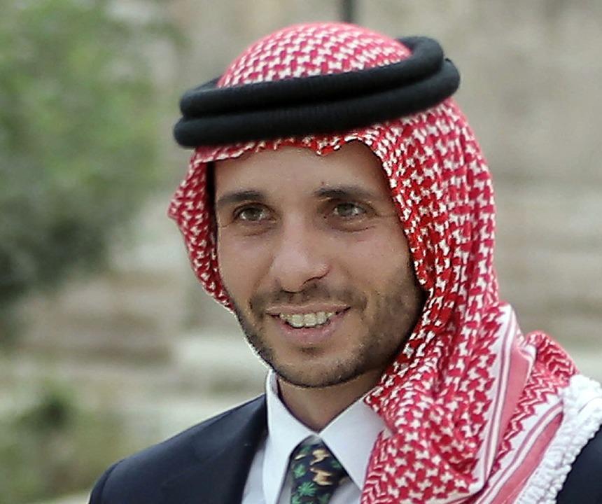 Hamsa bin Hussein  | Foto: KHALIL MAZRAAWI (AFP)