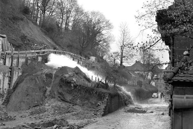 So wurde aus einer schmalen Straße der wuchtige Schlossbergring