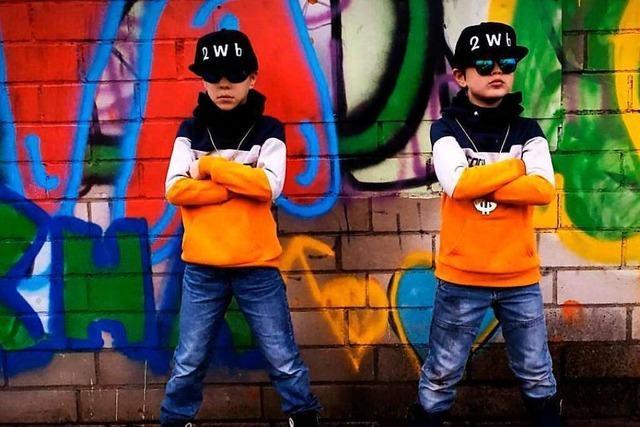 Mit Musik besiegen zwei Jungs aus Weil am Rhein den Corona-Blues