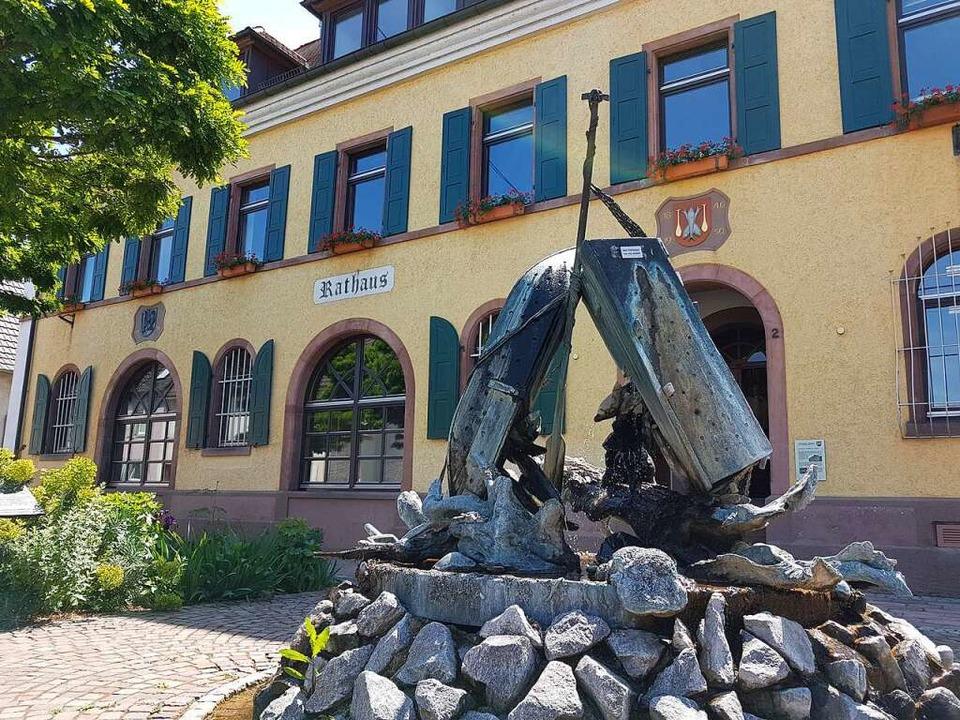 Das Rathaus im Ortsteil Kappel  | Foto: Karl Kovacs
