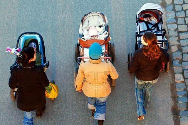 Der Lörracher Verein IZB ermöglicht Müttern Teilzeitausbildungen