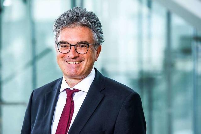 BZ-Talk: Dieter Salomon lobt Boris Palmers Corona-Modellprojekt