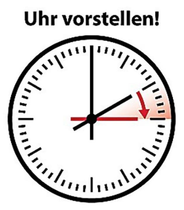 Die Zeitumstellung ist umstritten.  | Foto: dpa-infografik GmbH (dpa)