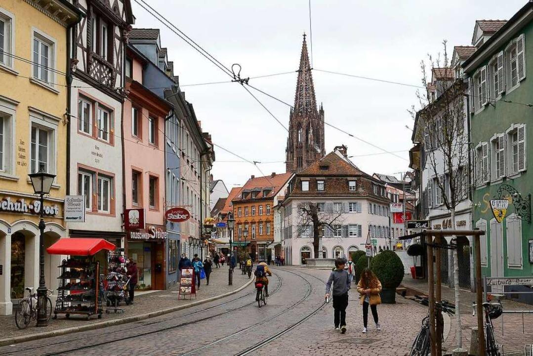 In Oberlinden am Schwabentor hat sich ...ise der Vergewaltigung bezichtigt hat.    Foto: Ingo Schneider