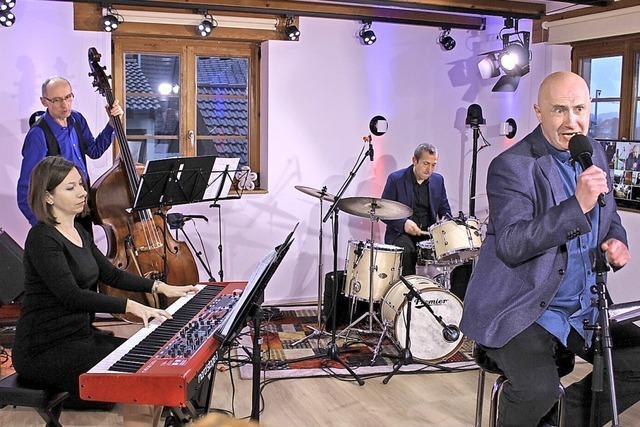 Live aus dem Tonstudio: Konzertreihe startet mit Jazz-Standards