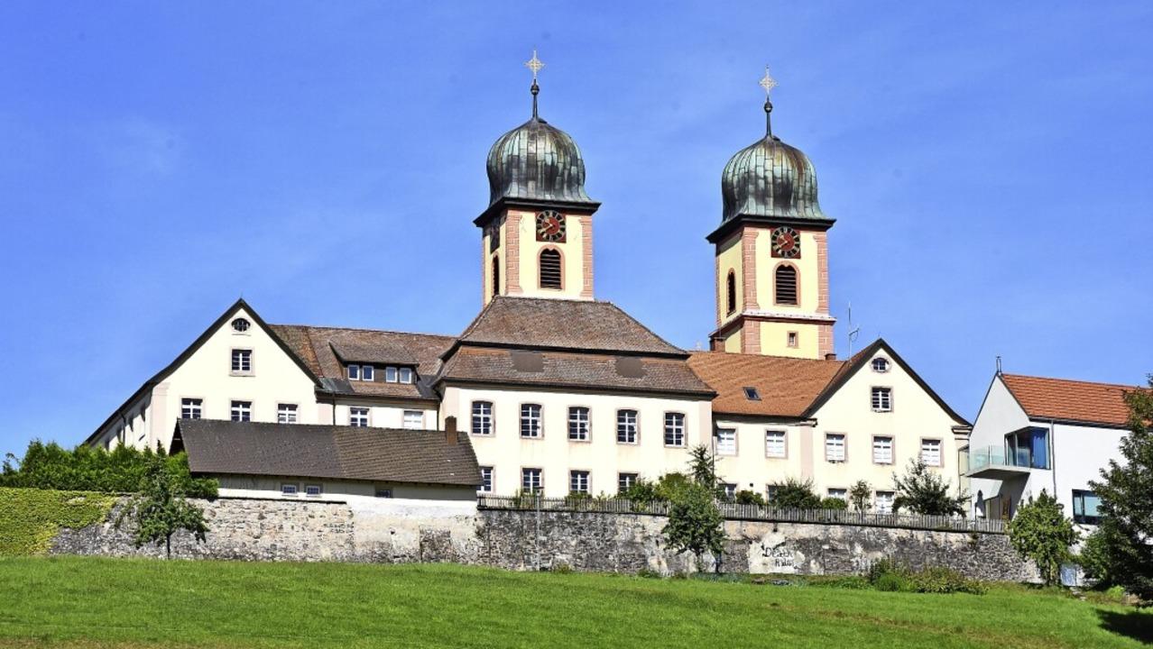 Rund um die Türme der Wallfahrtskirche... einer ELR-Schwerpunktgemeinde werden.  | Foto: Thomas Biniossek