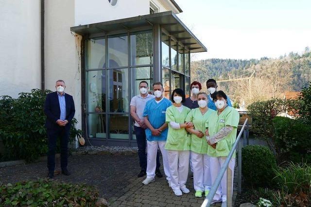 Wie das Pflegeheim Sulzburg einen schweren Corona-Ausbruch erlebte
