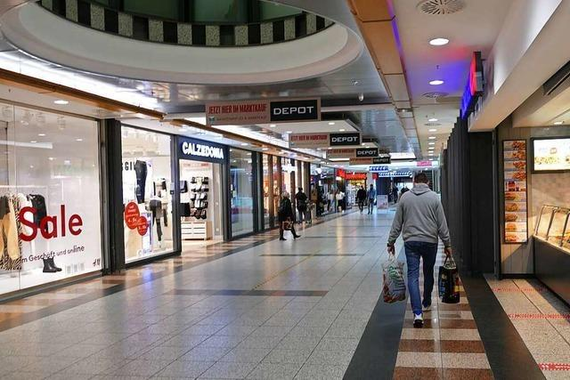 Der Einzelhandel in Weil am Rhein leidet ohne die Kunden aus den Nachbarländern