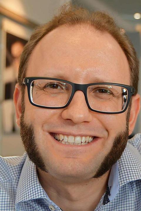 Bernd Hörenz (Archivfoto)    Foto: Ulrich Senf