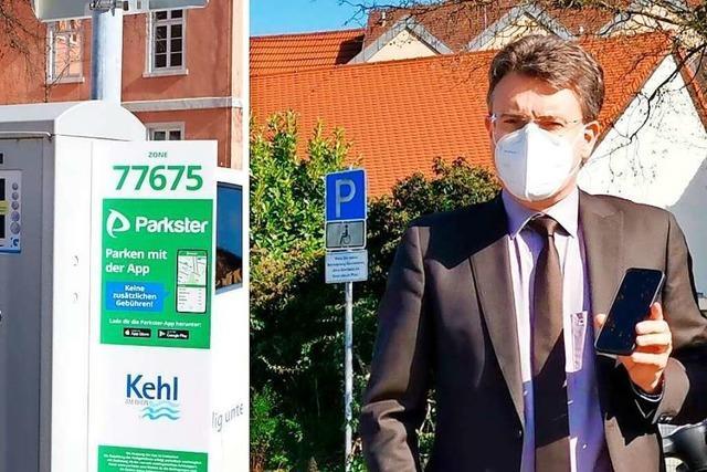 Lahr, Kehl und Gengenbach ermöglichen das Parken per Smartphone
