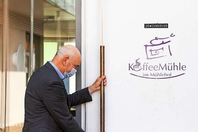 Seniorenzentrum darf Cafeteria wohl bald für geimpfte Bewohner öffnen