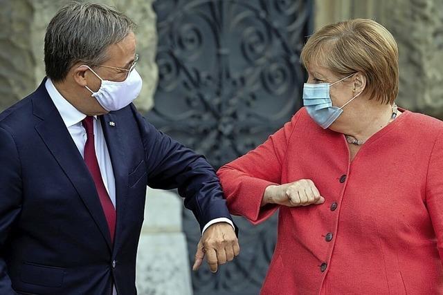 Merkels Drohung ist quasi vom Tisch