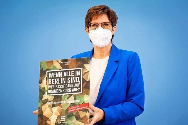 Neuer Freiwilligendienst der Bundeswehr beginnt – und wird schon kritisiert