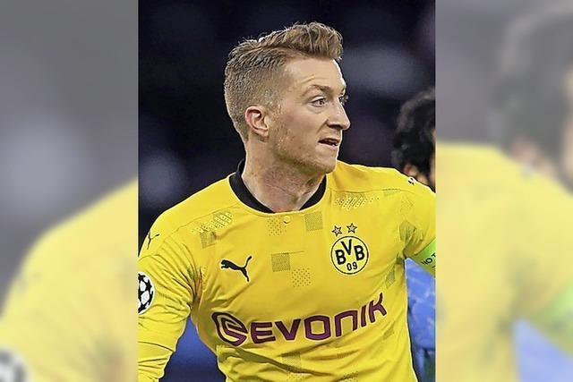 Dortmund ist nahe dran an einem Remis