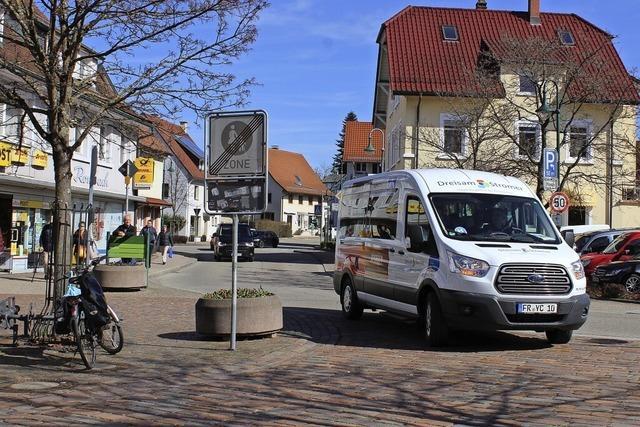 Bürgerbusse sollen rund um Freiburg Lücken im Nahverkehr schließen