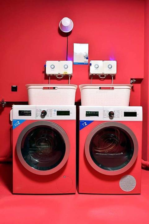 Style auch in der Waschküche  | Foto: Thomas Kunz