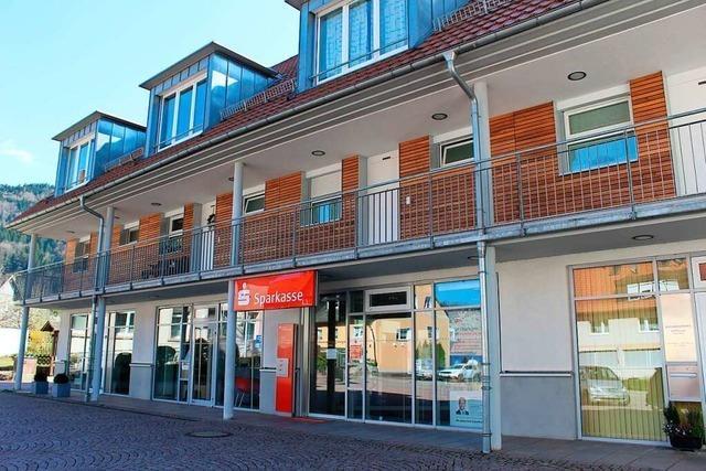 Sparkasse schließt ihre Filiale in Buchenbach