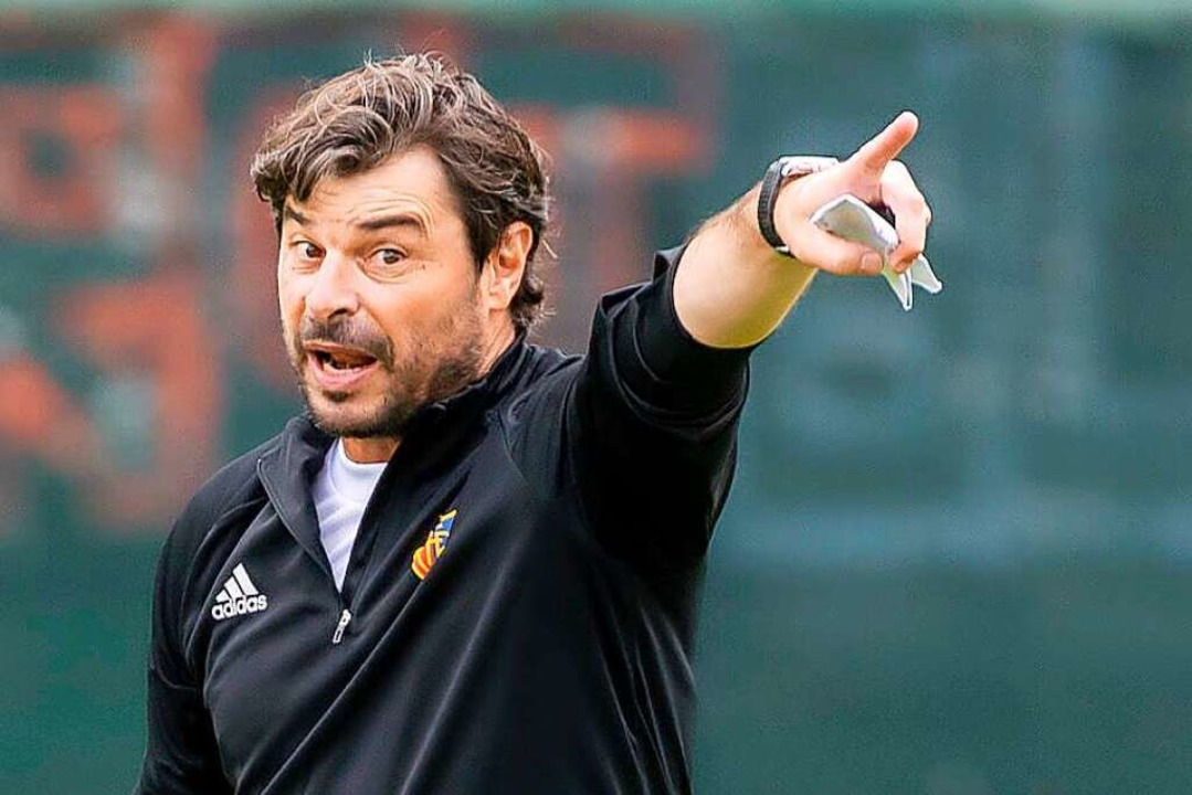 So viele Niederlagen wie nie in der Su...ie seit Jahrzehnten kein Basler Coach.    Foto: Georgios Kefalas (dpa)