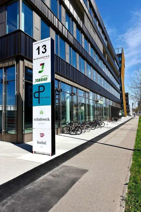 Für Fahrrad-Stellplätze ist selbstverständlich gesorgt.  | Foto: Thomas Kunz