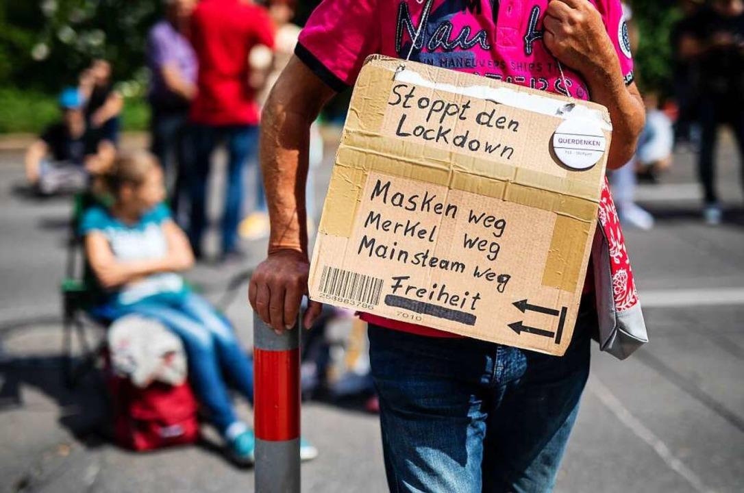 Die Stadt Stuttgart hatte sich gegen e...eden. Und steht seither in der Kritik.  | Foto: Christoph Schmidt (dpa)