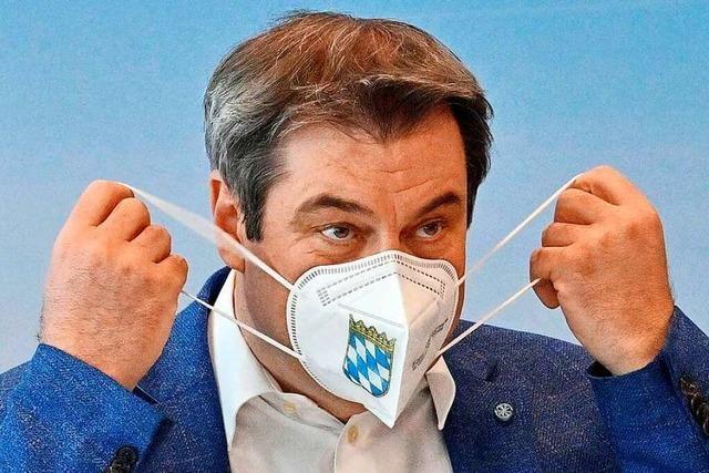 Warum CDU-Bundestagskandidat Yannick Bury einen Spitzenkandidaten Markus Söder will