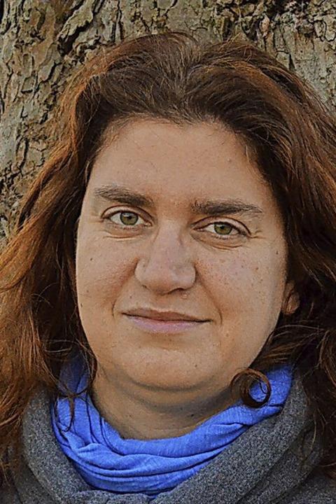 Stefanie Lapcik  | Foto: Gabriele Hennicke