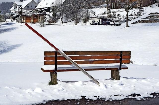 Langer Winter belastet Kommunen