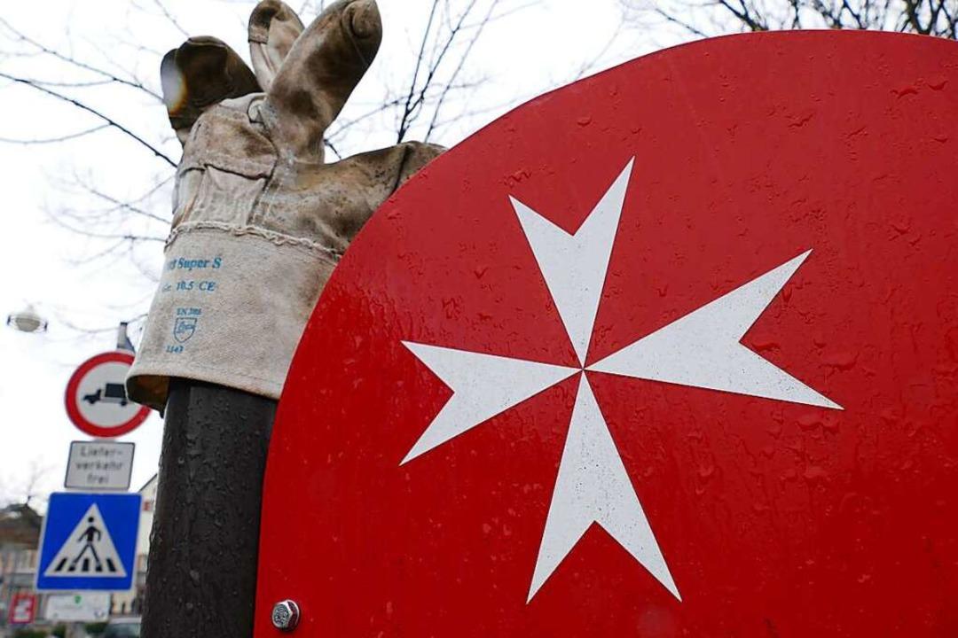 In der Malteserstadt Heitersheim sind derzeit keine Samthandschuhe im Einsatz.  | Foto: Simone Höhl