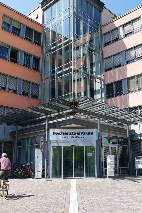 Die Mediclin AG hat ihren Sitz in der Offenburger Okenstraße    Foto: Ralf Burgmaier