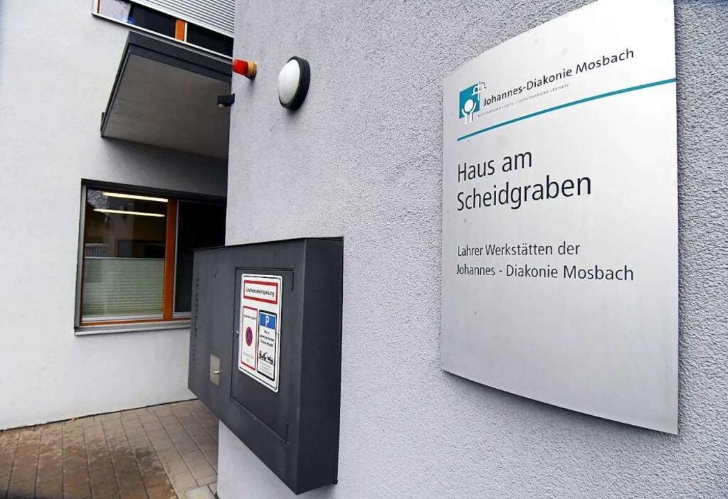 Fünf Menschen mit geistiger Behinderun... Langenwinkel wohnten, sind gestorben.  | Foto: Wolfgang Künstle