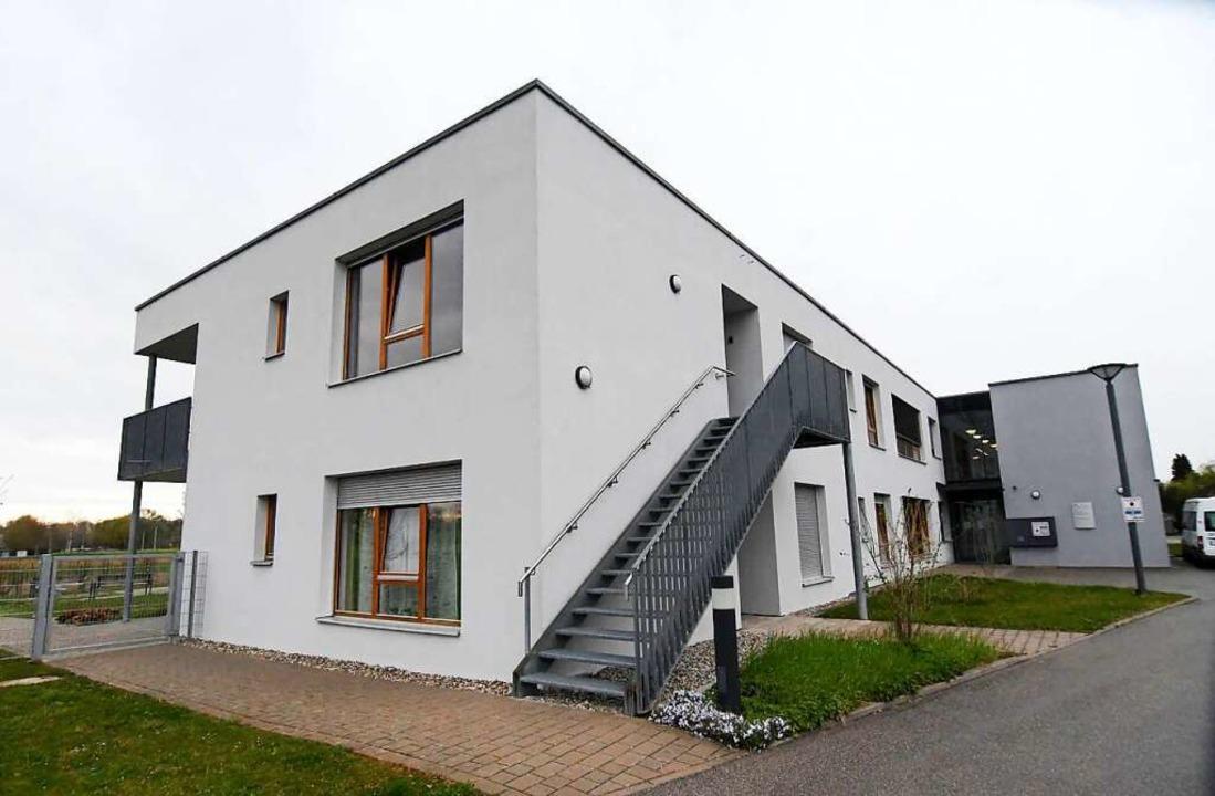 """Im """"Haus am Scheidgraben"""" ...t das Coronavirus unter den Bewohnern.    Foto: Wolfgang Künstle"""