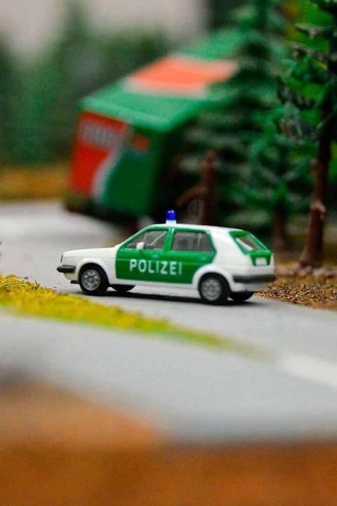 <ppp> oder für die Polizei. </ppp>    Foto: Felix Lieschke