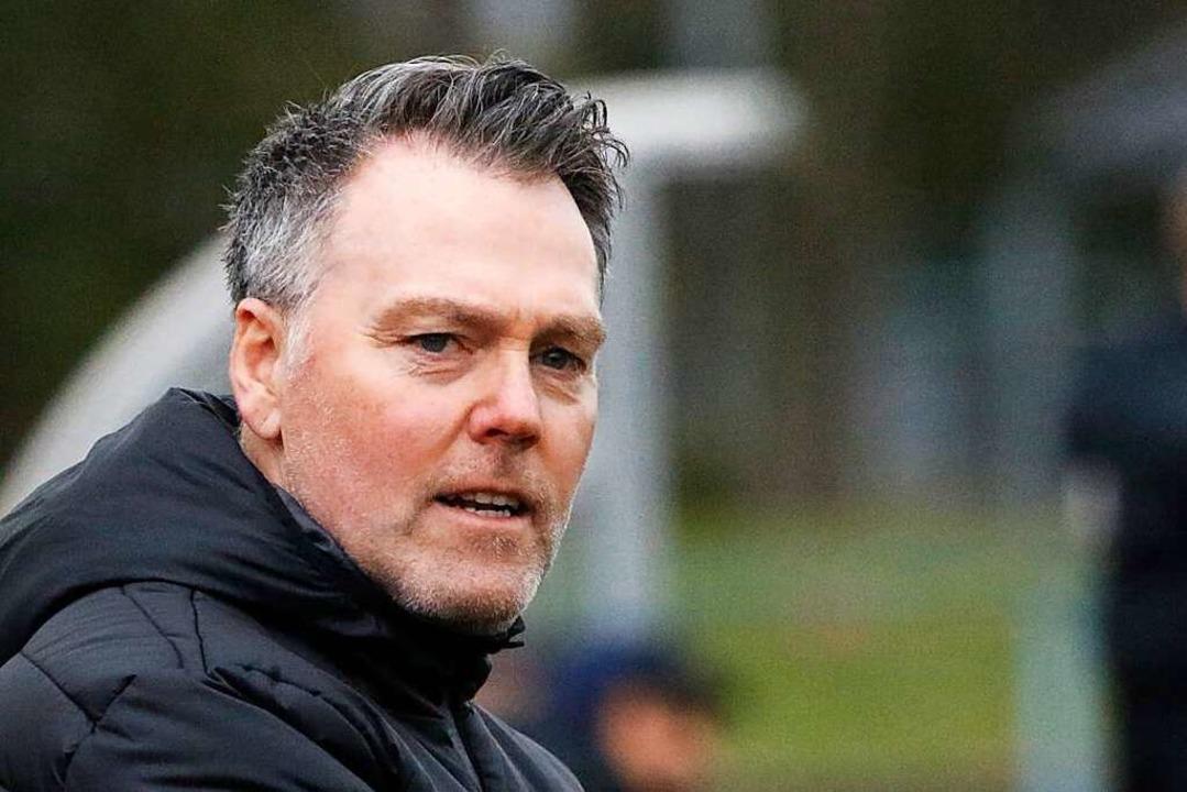Einst Torhüter, Torwarttrainer und nun...rstand: Petro Müller lebt den Fußball.  | Foto: Benedikt Hecht
