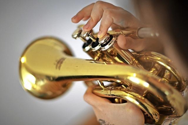Max Joos hat im Dreisamtal 40 Jahre lang Trompetenschüler unterrichtet