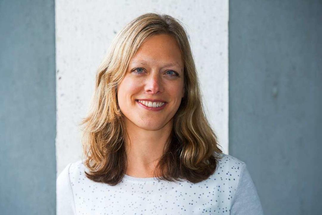 Anja Menner (41) arbeitet seit 13 Jahr...n und systemische Familientherapeutin.    Foto: Wendepunkt ev.
