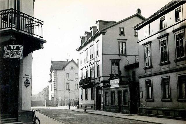 Als auf dem Freiburger Grether-Gelände Zwangsarbeiter arbeiten mussten