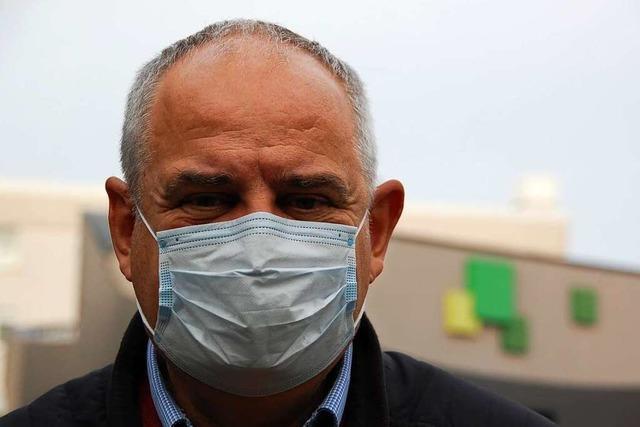 Ein Arzt aus Mulhouse erkannte schon früh das Ausmaß der Pandemie