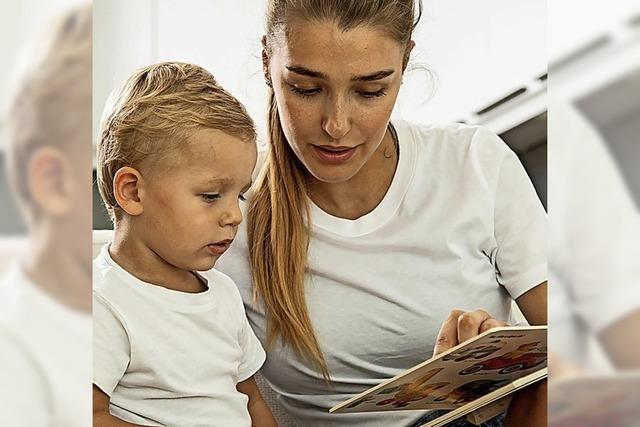 Kinder mitlesen lassen