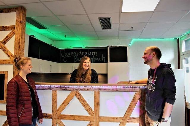 Buchenbacher Jugendraum-Verein ist ein Erfolg