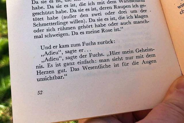 75 Jahre Kleiner Prinz: