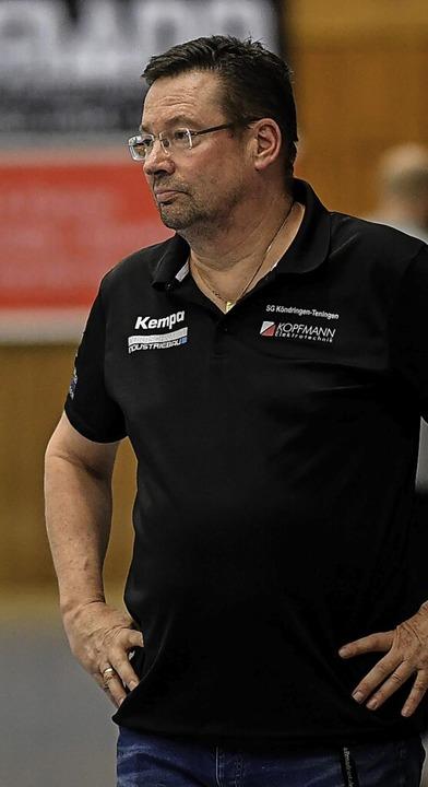 Freut sich auf die Herausforderung: TVW-Coach Ole Andersen  | Foto: Patrick Seeger