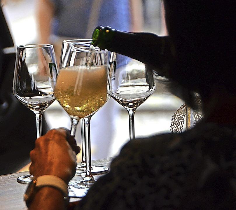 Das Breisgauer Weinfest findet auch in...t aufgrund der Coronalage entschieden.  | Foto: Gerhard Walser